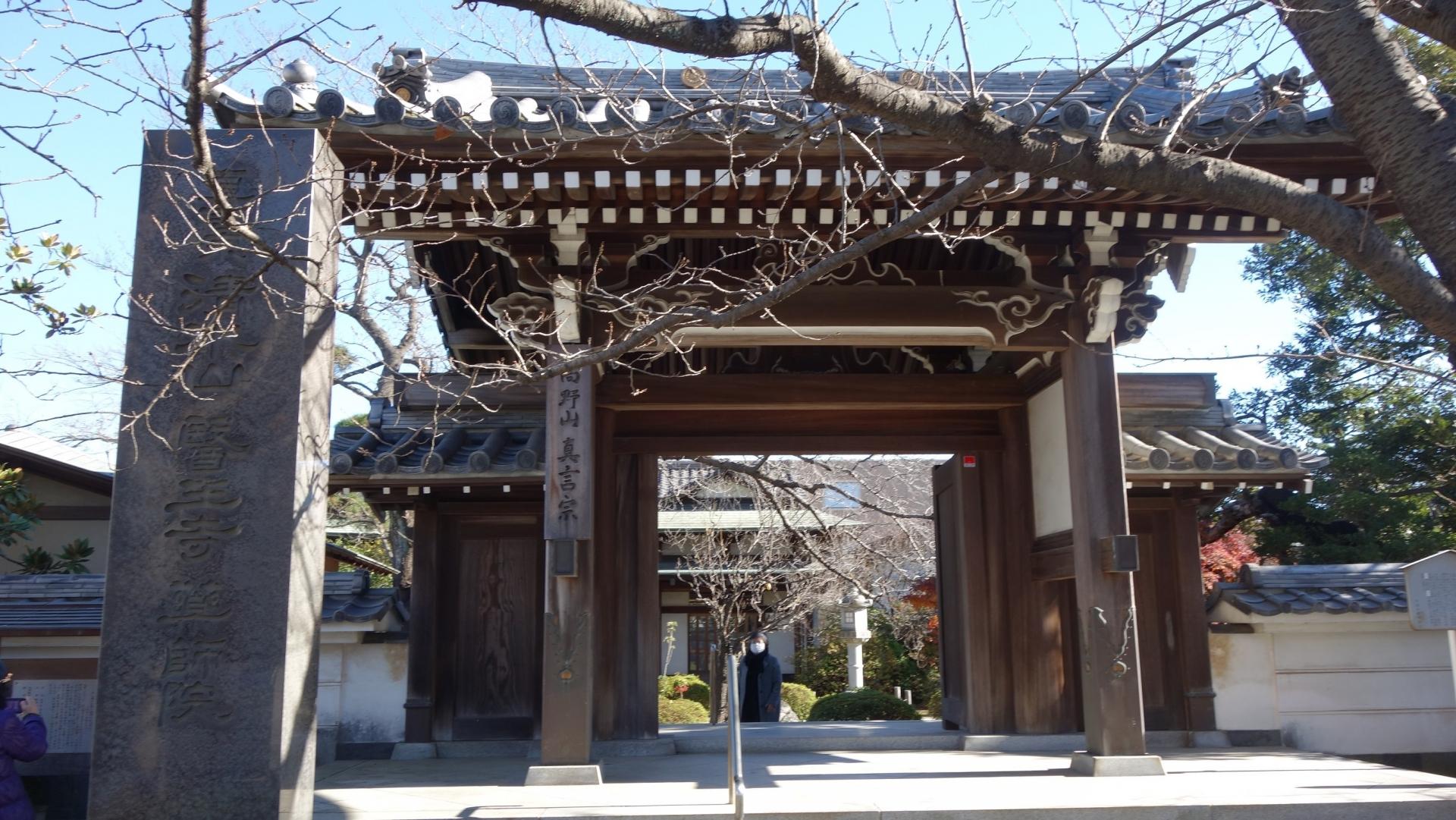 第14番 松風山 観音密寺