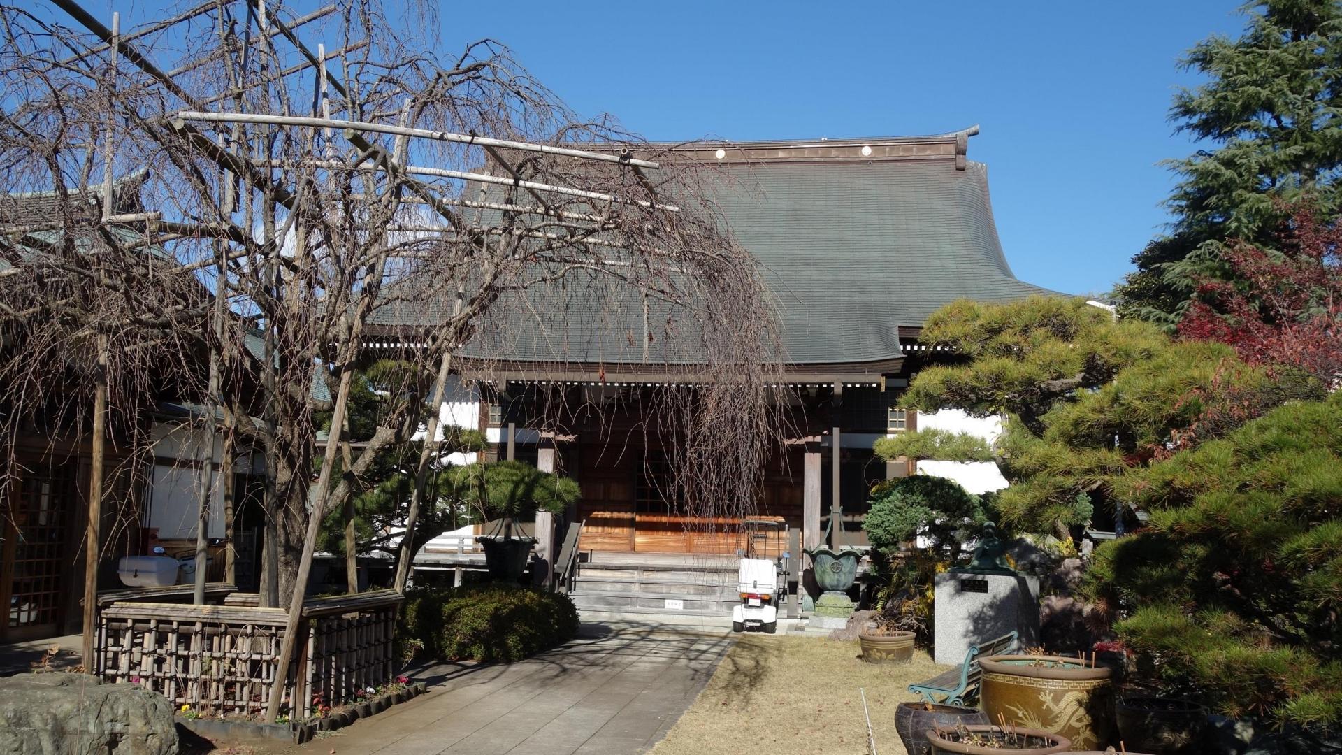 第15番 松風山 晴雲寺