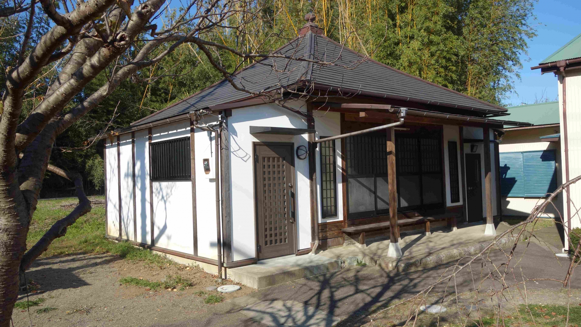 第22番 花水山 東光寺(観音堂)