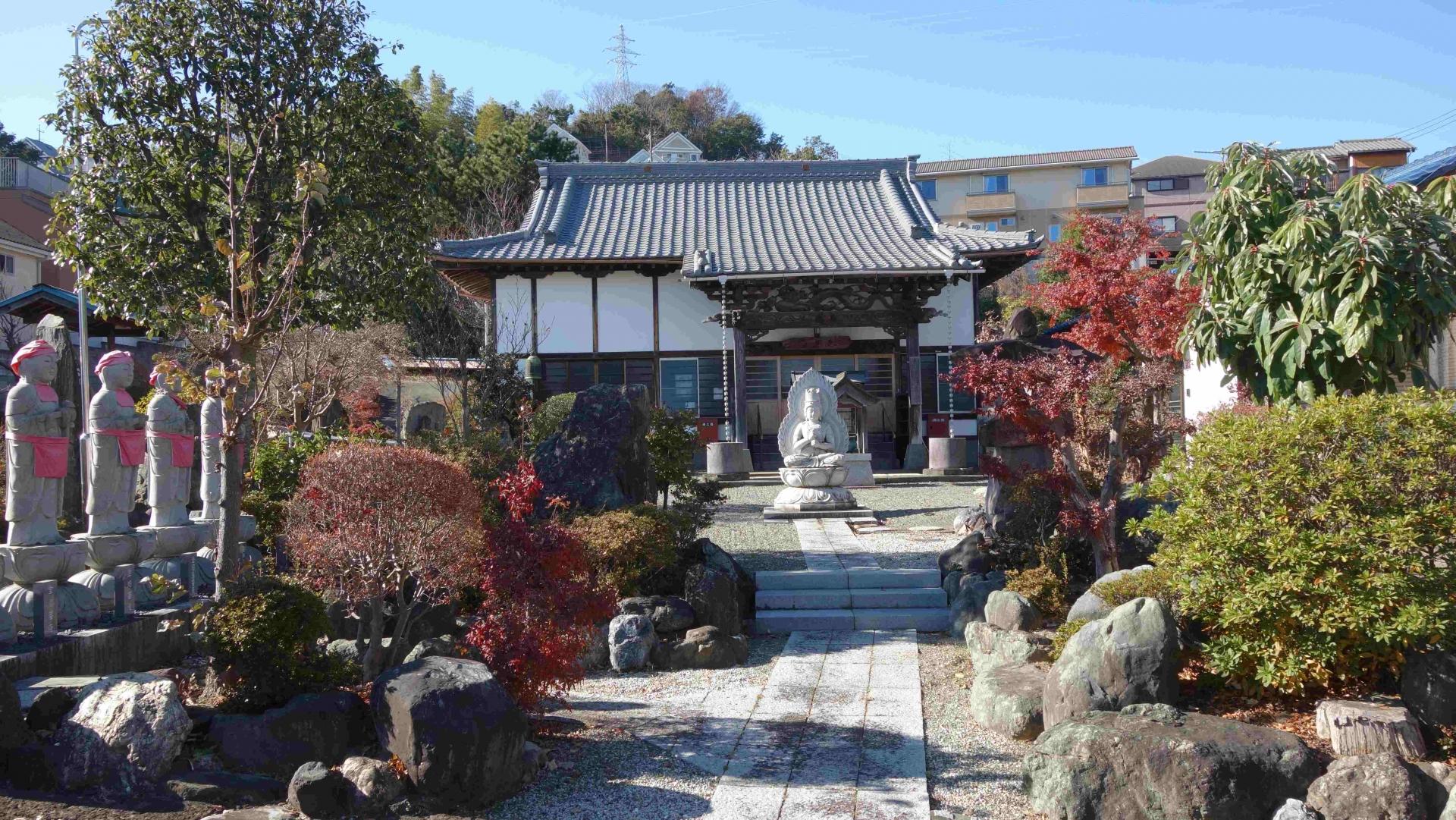 第24番 瀧見山 青柳院