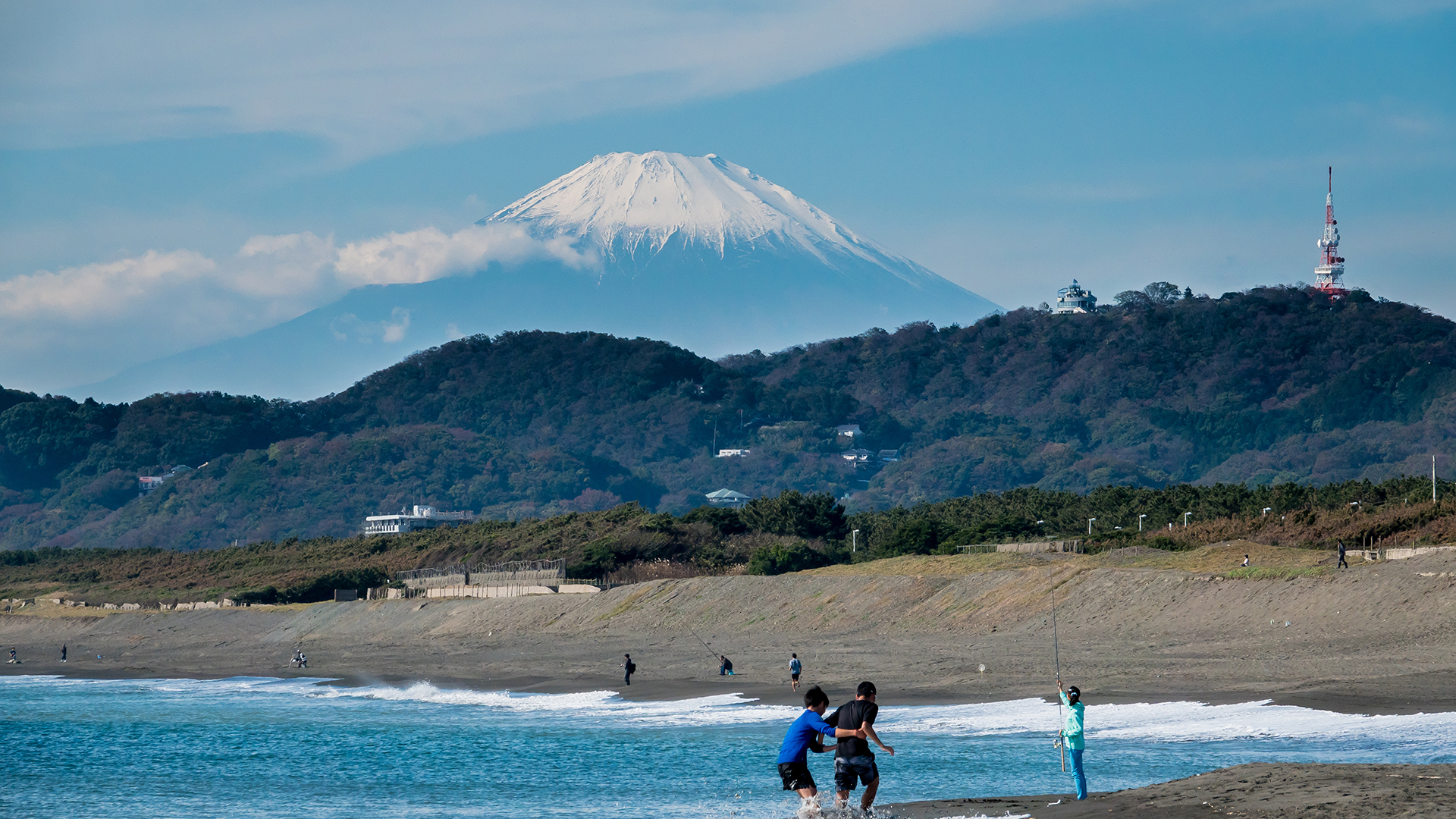 富士山鑑賞スポット