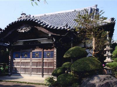 第1番 梅沢山 等覚寺(藤巻寺)